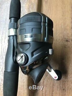 Zebco / Quantum Zebco Rod Bullet Sc Reel Combo New Telecast 6.6 Rod