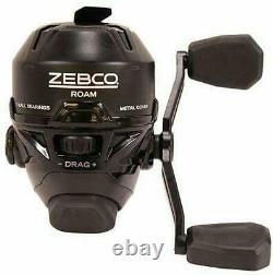 Zebco Roam Noir 246g Spinning Reel N3334