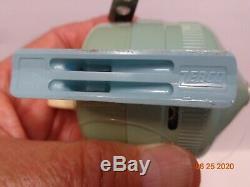 Zebco Robins Egg Bleu Rod & Reel Combo Rare Spincast
