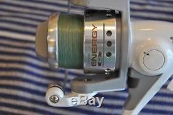 Zebco / Spinning Spinning Reel E5-2 5.81 Nouveau Dans La Boîte