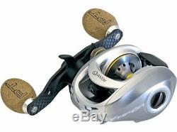 Zebco Vp100hpt Quantvapor 7.0 Moulinet De Pêche Au Baitcasting En Eau Salée