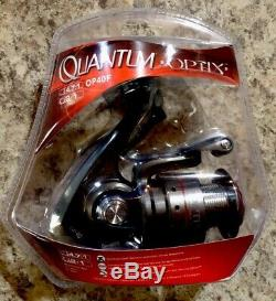 (lot De 18) Quantum Optix Op40f 4.71 Pack De Moulinet À Moulinet À Lancer Rotatif Nouveau